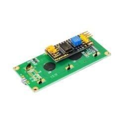 Keyestudio 1602 LCD Display Module for Arduino UNO R3 MEGA 2560 White in Blue I2C/TWI