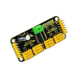 Keyestudio 16 Channel Servo Driver Board with 12Bit PWM 12C Interface