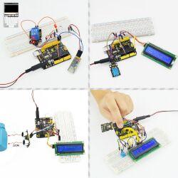 Keyestudio 37 in 1 Sensor Kit for Arduino Programming Education Learning Kit