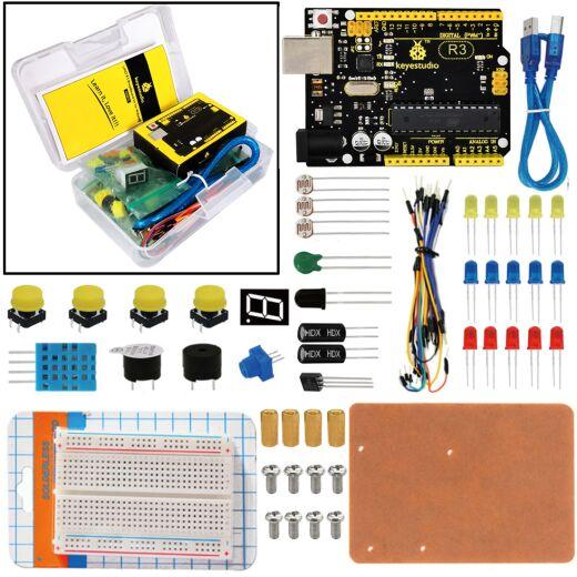 Keyestudio Breadboard Kit for Arduino UNO R3 Education Projects