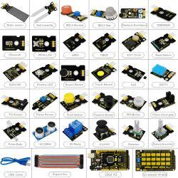 Keyestudio New 30 in 1 Sensor Kit for Arduino Starter (w/...