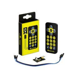 Keyestudio IR Receiver Module Kit for Arduino (Receiver + Remote Controller)