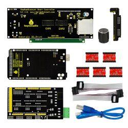 Keyestudio 3D Printer Kit for Arduino Mega 2560 (RAMPS...