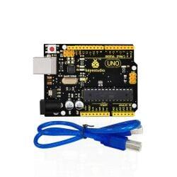 Keyestudio UNO R3 Development Board Compatible With...