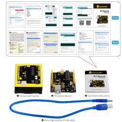 Keyestudio R3 ATmega328P Development Board +USB Cable