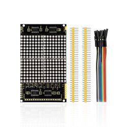 Keyestudio LED Dot Matrix 16x16 Display Module for Arduino Unlimited Cascading