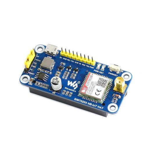 WaveShare NB-IoT HAT 40PIN GPIO for Raspberry Pi, Jetson Nano, for Europe