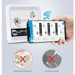 WaveShare 4.2inch Passive NFC-Powered e-Paper, No Battery