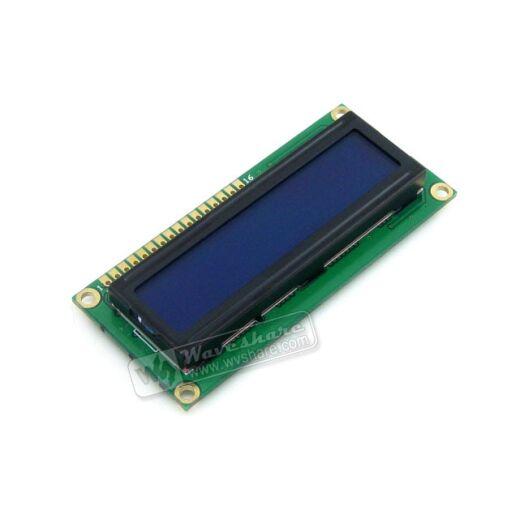 WaveShare LCD1602 (3.3V Blue Backlight)