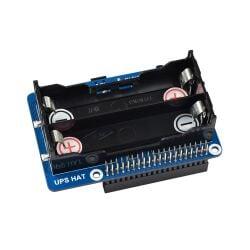 WaveShare Uninterruptible Power Supply UPS HAT For...