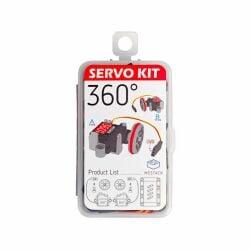 M5Stack Servo Kit 360° Fixed Bracket for Arduino UIFlow