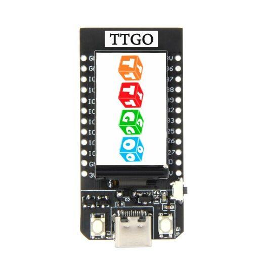 LILYGO® TTGO T-Display ESP32 WiFi and Bluetooth Module Development Board 1.14 Inch LCD Control Board