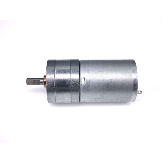 V-TEC 12V Mini 25D DC Motor Gleichstrom Getriebe Motor Stirnradgetriebe 1700 RPM