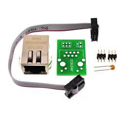 PJRC Ethernet Kit for Teensy 4.1 Ethernet MagJack Ribbon...