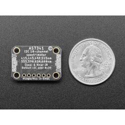 Adafruit AS7341 10-Channel Light / Color Sensor Breakout