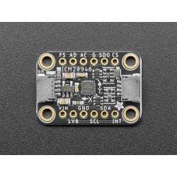 Adafruit TDK InvenSense ICM-20948 9-DoF IMU (MPU-9250 Upgrade)