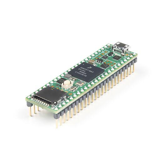PJRC Teensy 4.1 with Pins USB Development Board Arduino IDE ARM Cortex-M7 600MHz