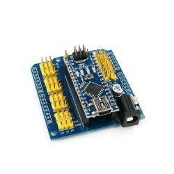 Nano V3+ I O Expansion Sensor Shield mit Cable