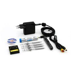 SEQURE SQ-001 Elektrisches Lötkolben Electric Soldering Iron kit with 45W PD Power Adapter