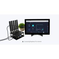 WaveShare SIM8200EA-M2 5G HAT for Raspberry Pi, 5G/4G/3G...