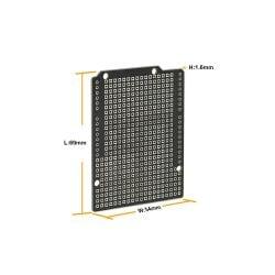 Keyestudio 10x Prototype PCB Board for Arduino UNO R3 Lochabstand 2,54mm