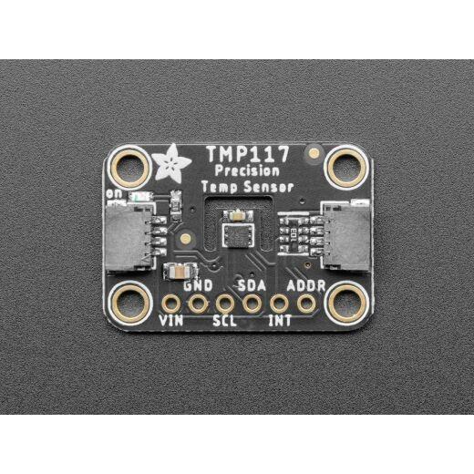 Adafruit TMP117 ±0.1°C High Accuracy I2C Temperature Sensor