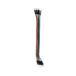 Jumper Wire 10x1Pin Male to Male 40cm for Breadboard,...
