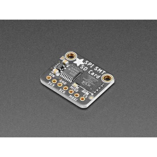 Adafruit SPI Flash SD Card - XTSD 512 MB