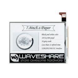 WaveShare 1872×1404, 7.8inch E-Ink raw display