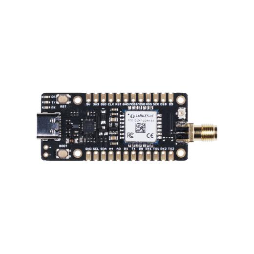 Seeed Studio LoRa-E5 mini (STM32WLE5JC) Dev Board, LoRaWAN Protocol and Worldwide Frequency Supported