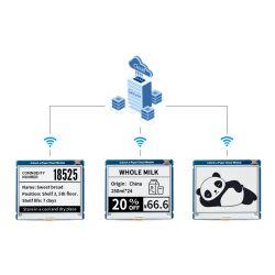 WaveShare 4.2inch E-Paper Cloud Module, 400×300,...