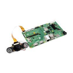 WaveShare IMX219-160 8MP IR-CUT Camera, 162° FOV, IR-CUT Infrared, Applicable For Jetson Nano / Compute Module