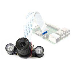 WaveShare RPi IR-CUT Camera (B) for Raspberry Pi, 5 Mega...