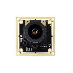 WaveShare IMX335 5MP USB Camera (A) for Raspberry Pi/Jetson Nano, Large Aperture, 2K Video Recording