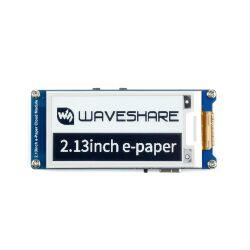 WaveShare 2.13inch E-Paper Cloud Module, 250×122,...