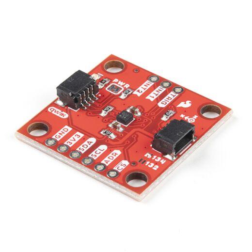 SparkFun Triple Axis Accelerometer Breakout - KX134 (Qwiic)