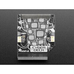 Adafruit CYBERDECK HAT for Raspberry Pi 400