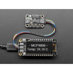 Adafruit MCP9808 High Accuracy I2C Temperature Sensor...