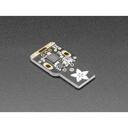 Adafruit Rotary Trinkey - USB NeoPixel Rotary Encoder with ATSAMD21E18 Cortex M0