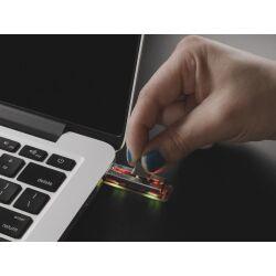 Adafruit Slider Trinkey - USB NeoPixel Slide Potentiometer