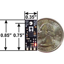 Pololu Digital Distance Sensor 100cm Operating Voltage 3V to 5.5V