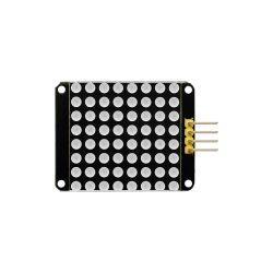 Keyestudio 8*8 LED Dot Matrix Module HT16K33 for Arduino...