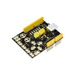 Keyestudio Touch Key USB Shield for Arduino Uno Mega 2560