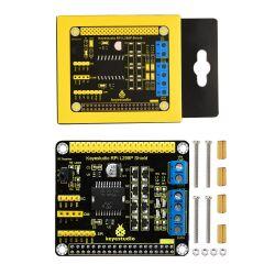 Keyestudio RPI L298P Motor Driver Shield for Arduino Raspberry Pi