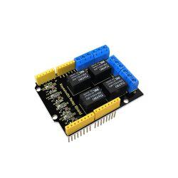 Keyestudio Relay Shield 4 Channel 5V Module for Arduino UNO R3
