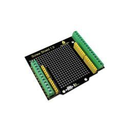 Keyestudio Proto Screw Shield for Arduino UNO R3 Terminal Connection