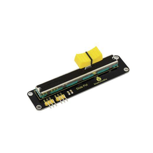 Keyestudio Slide Potentiometer Module for Arduino Dual Analog Output