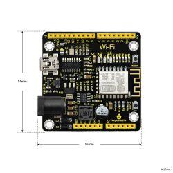 Keyestudio ESP8266-12F WiFi Development Board for Arduino...
