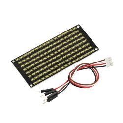 Keyestudio 8x16 LED Dot Matrix Board for Arduino with...