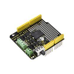 Keyestudio L298P DC Motor Driver Shield for Arduino UNO...